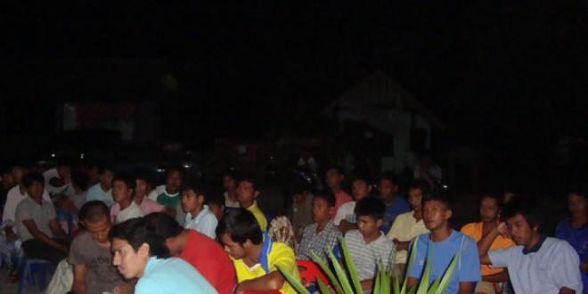 ประชุมเยาวชนมุสลิมบ้านเกาะใหญ่