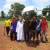 เยาวชนมุสลิมบ้านเกาะใหญ่ ช่วยจัดกิจกรรมวันรายา