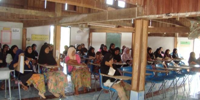 ชุมนุมอัลเอี๊ยะซาน กิจกรรมทางวิชาการของมุสลีมะชาวบ้านเกาะใหญ่