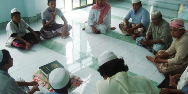 เยาวชนมุสลิม บ้านเกาะใหญ่ ออกดะวะห์ หรือเข้าค่ายส่งเสริมจริยธรรม