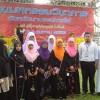 นักเรียนเดินทางไปร่วมงานมหกรรมทางวิชาการ จังหวัดชายแดนใต้