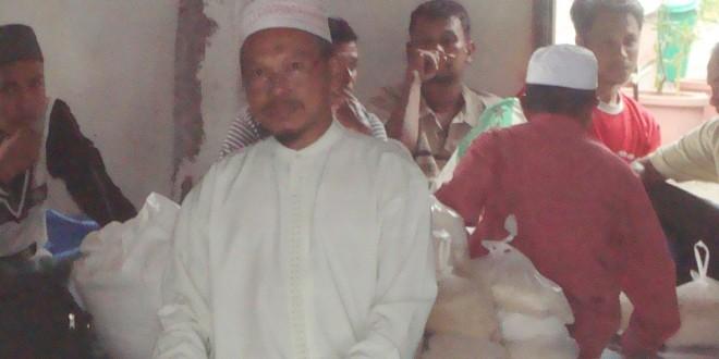 มัสยิดฮิดายาตุดดีนียะฮ์ รับจัดการซะกาตฟิฏเราะฮ์ (บัยตุ้ลมาล)