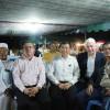 บรรยากาศภาคกลางคืนของ งานการกุศล มัสยิดฮิดายาตุดดีนียะฮ์