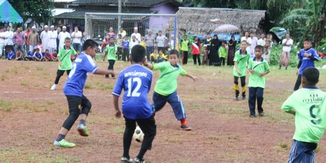 การแข่งขัน ฟุตบอล กิจกรรมอีดิลอัฎฮา (รายา) สัมพันธ์ ครั้งที่ 16 ฮ.ศ. 1434