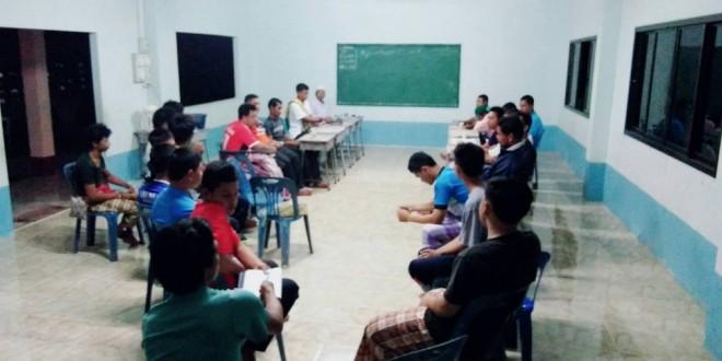 ประชุมชมรมเยาวชนมุสลิมบ้านเกาะใหญ่ เตรียมความพร้อมกิจกรรมวันอีดิลอัดฮารายาสัมพันธ์ ครั้งที่ 21