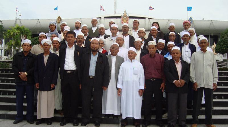 อิหม่าม เข้าร่วมสัมมนา ณ รัฐสภา